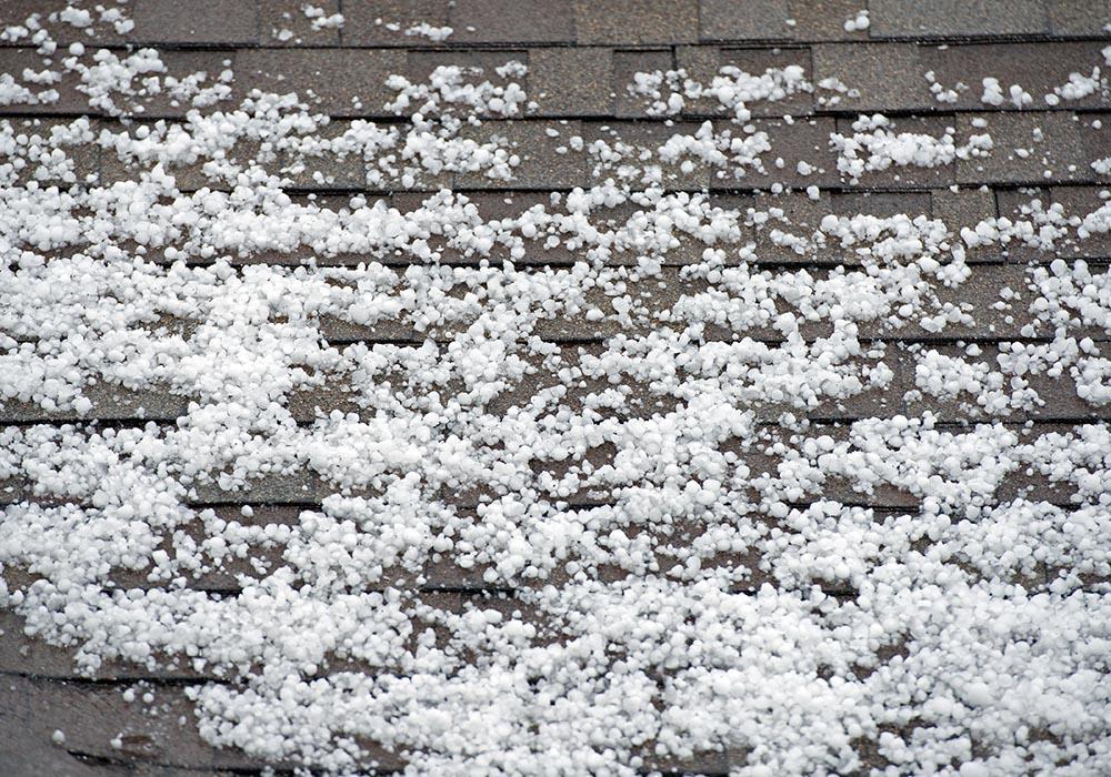 hail damage kansas city