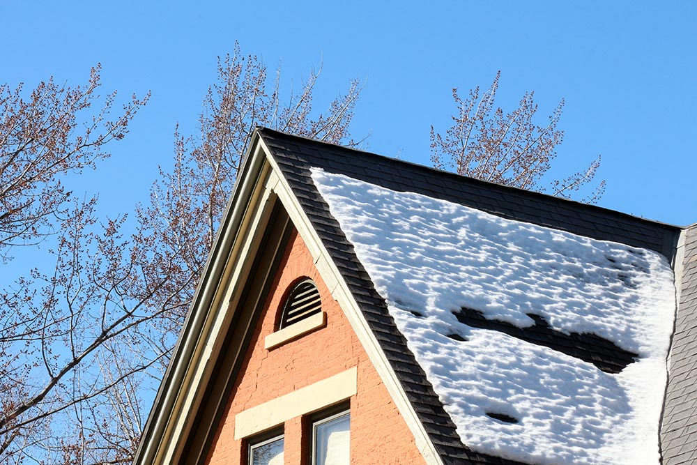 roof replaced winter kansas city
